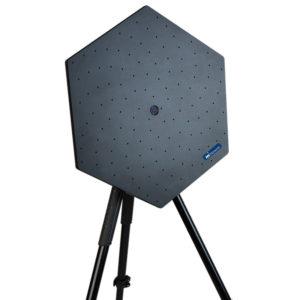 Norsonic Akustisk kamera - Hextile