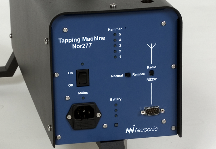 Nor277 Stegljudsapparat