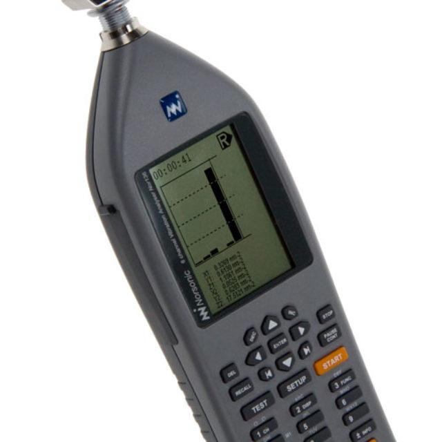 Vibrationsmätare Nor133/Nor136