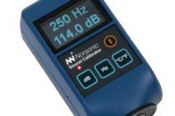 Ny! Nor1256 Klass 1 Akustisk kalibrator
