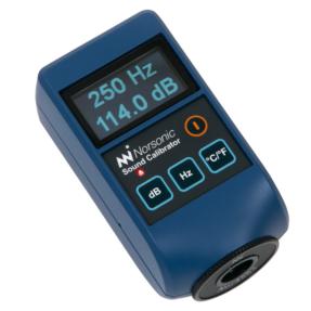 Nor1256 Akustisk kalibrator