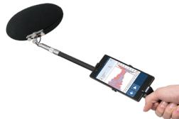 Ljudintensitet – nu i Nor150 Ljud & vibrationsanalysator!