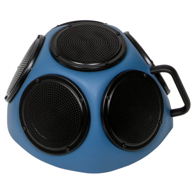 Halvsfärisk högtalare Nor275