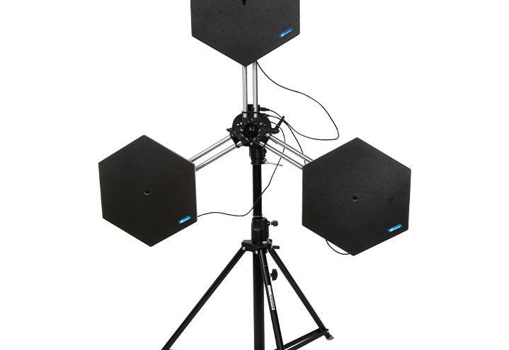 Norsonic akustisk kamera Multitile LF
