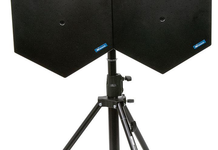 Norsonic akustisk kamera Multitile