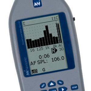 Nor132 decibelmätare