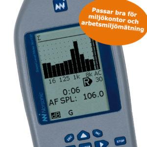Decibelmätare Nor131/Nor132