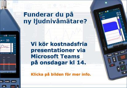 Presentationer via Microsoft Teams